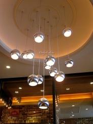 lights overhead