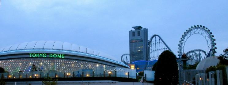 Tokyo Dome, LaQua, Bunkyo Civic Center